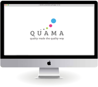 Download QUAMA presentation – QUAMA